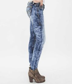 Rock Revival Adaliz Skinny Stretch Jean - Women's Jeans in Adaliz S Rock Revival, Stretch Jeans, Me Too Shoes, Curvy, Casual Outfits, Skinny, Women's Jeans, My Style, Womens Fashion