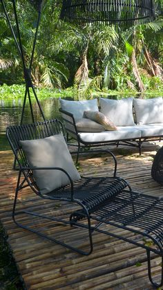 LUCIE Chaise Lounge