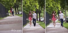 Engagement Session {Uptown, Minneapolis, MN}  Dette Snaps | Bernadette Pollard  http://www.facebook.com/Dettesnaps