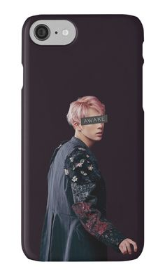 Jin Wings Phone Cover - Awake