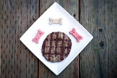 The Wet Dog Cafe in Astoria will serve your canine companion a 1/6-pound beef Pooch Patty for $1.