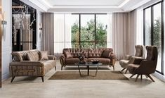 Patricia Koltuk Takımı - Medusa Home Sofa, Couch, Outdoor Furniture Sets, Outdoor Decor, Medusa, Online Furniture, Living Room Furniture, Furniture Design, Curtains