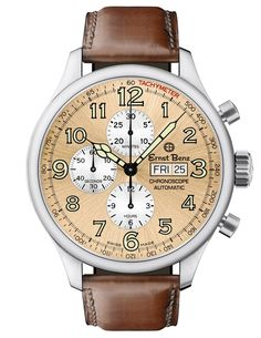 Buy and sell luxury watches on StockX including the Ernst Benz Chronoscope in Stainless Steel and thousands of other luxury watches from top brands. Benz, Swiss Army Watches, Expensive Watches, Affordable Watches, Watch Model, Cool Watches, Men's Watches, Stylish Watches, Wrist Watches