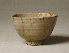 朝鮮半島の陶磁 - 所蔵品|日本民藝館 大井戸茶碗 銘「山伏」朝鮮時代16世紀