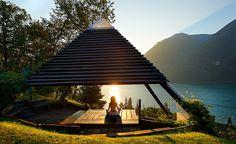 """239 € -- Luganer See: 4 Tage Suite im """"Hotel zum Träumen"""""""