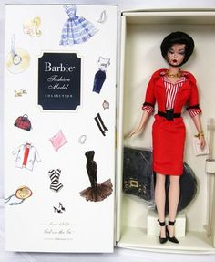 BARBIE SILKSTONE FASHION MODEL DOLL