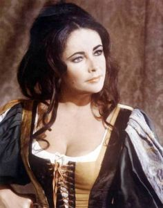 The Taming of the Shrew - My favorite Shakespearean film, and I love that Richard Burton and Elizabeth Taylor starred in this together. Elizabeth Taylor, Burton And Taylor, Renaissance, Brand Archetypes, Real Movies, Rare Images, Poster Pictures, Warrior Princess, Color Photography
