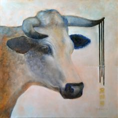 Value Her I oil on canvas by Sue Hoppe Farm 2, Online Art Gallery, Oil On Canvas, Moose Art, African, Painting, Animals, Animales, Animaux