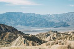 Travel Tuesday: Death Valley x Joshua Tree | Free People Blog #freepeople