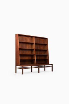 Teak Bookcase/Johan Hagen