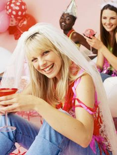 a little more me than clubbing/drinking until I pass out..lol - 6 New and Improved Bachelorette Party Ideas