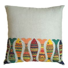 madhubani cushion covers - Google Search