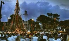 Christmas in Suriname