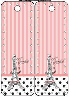 15 Años París: Tarjetería e Imprimibles Gratis para Candy Bar. Iphone Wallpaper Quotes Love, Pink Wallpaper Iphone, Kylie Birthday, Shabby Chic Theme, Bookmark Template, Bedroom Decor For Teen Girls, Book Markers, Barbie Party, Bday Girl