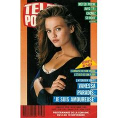 vanessa paradis j 39 attends d 39 tre maman dans t l 7 jours n 1919 du 08 03 1997 couverture. Black Bedroom Furniture Sets. Home Design Ideas