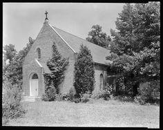 Donation Church, Lynnhaven Parish, Norfolk, Norfolk vic., Princess Anne County, Virginia