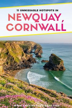 11 things to do in Newquay I Beach I Surfing I Travel I UK I Fistral 1 Travel Vacation List Holiday Tour Trip Destinations Europe Travel Tips, European Travel, Travel Destinations, Travel Guides, Travel Articles, Travel Advice, Beautiful Places To Visit, Cool Places To Visit, Places To Travel