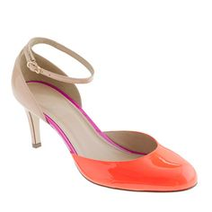 Coraline patent pumps #jcrew - i realllllyyyyyyyy want these! but they are too expensive.