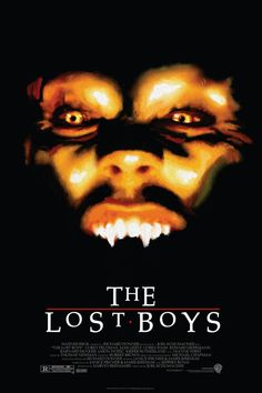 The Lost Boys - movie poster - Dean Reeves