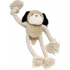 $6.99-$13.99 SPOT MOP PETS PLUSH DOG - Hours of fun for your dog.  Moppets Dog Toy Is The Perfect Chew Pals, Moppets Satisfy A Dogs Natural Urge To Chew All Rope Is Knotted At Ends Squeaky Plush Bodies Tough Rope Limbs, Great Tuggin and Tossin Fun http://www.amazon.com/dp/B0010OVJEQ/?tag=pin2pet-20