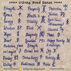 Billedresultat for runes meaning