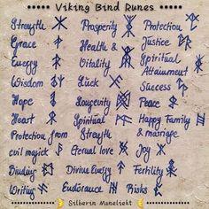 Resultado de imagen para runes meaning