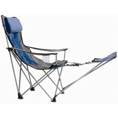 Let Pops kick his feet up - TRAVELCHAIR Big Bubba Chair