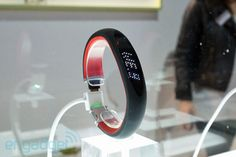 LG Smart Activity Tracker Wrist Band
