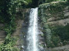 Madhabkunda Waterfall - Bangladesh ~ @My Travel Manual