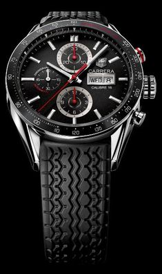 "TAG Heuer Carrera ""Monaco Grand Prix"" Edition Chronograph"