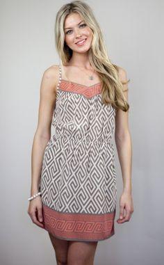 Alice  Trixie - Jun Silk Dress