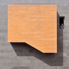 Abstract architectural reality by Serge Najjar