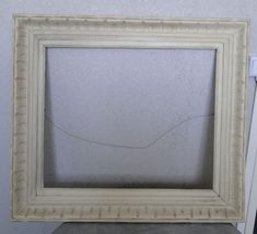 Decoration Vitrine, Frame, Ebay, Home Decor, Empty Frames, Large Picture Frames, Small Paintings, Picture Frame, Objects