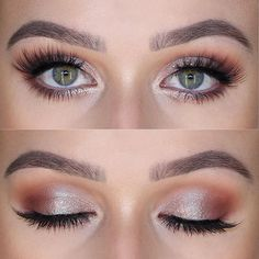 Ooh I forgot how amazing Tarte eyeshadows are 😍✨ — — @anastasiabeverlyhills Brow Wiz & Clear Brow Gel @tartecosmetics Be a Mermaid & Make…