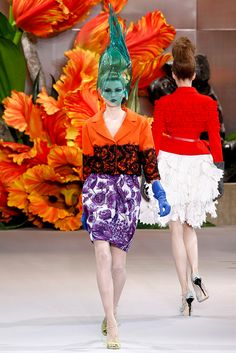 Christian Dior Fall 2010 Couture - Runway Photos - Vogue