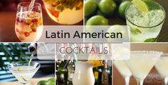 Drink it: Top 5 most popular Latin cocktails