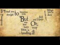 The Marauder's Map -- Kinetic Text