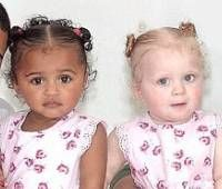 329 Best BIRACIAL / mixed twins, triplets, quads images in ...