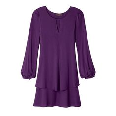 mark. Purple State Dress