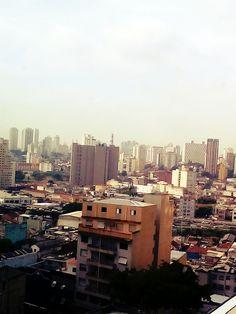 view of the city of São Paulo  City and architecture photo by ElieserBotelhodaSilva http://rarme.com/?F9gZi