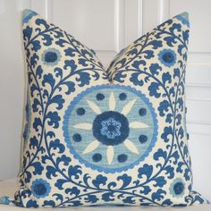 Suzani pillow from etsy $59
