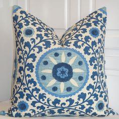 Etsy + Suzani + Pillow