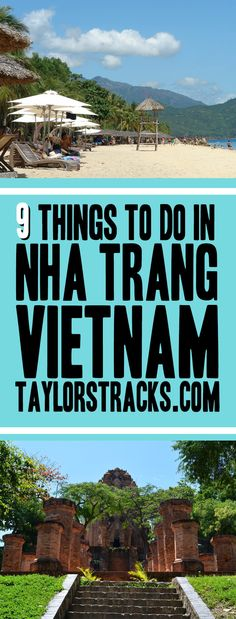 Find the best things to do in Nha Trang, Vietnam for a great time in this beach city! ***************************************** Nha Trang Vietnam | Nha Trang things to do | Nha Trang beach | Vietnam travel | Vietnam beaches | Vietnam backpacking | Vietnam destinations | Vietnam cities