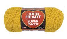 Gold Super Saver Economy Yarn   Red Heart