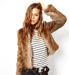 Pellicce ecologiche: da Zara a Elisabetta Franchi, i modelli per l'inverno 2014 [FOTO]   PourFemme