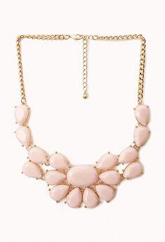 Bejeweled Bib Necklace | FOREVER21 - 1000050866