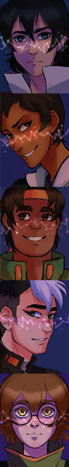 Voltron: Legendary Defender Lance has blue eyes and Keith has purple eyes! I'm sorry, but that's the only thing that's bothering me about these pictures. Form Voltron, Voltron Ships, Voltron Klance, Voltron Memes, Voltron Force, Black Christmas, Aliens, Eyeliner, Space Cat
