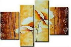 Abstract Art, Lotus Flower Painting, Large Painting, Abstract Painting – Silvia Home Craft Hand Painting Art, Large Painting, Painting Abstract, Painting Canvas, Canvas Art, Painting Flowers, Lotus Painting, Contemporary Abstract Art, Modern Art