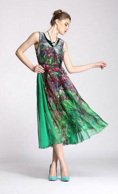 look at my summer dress ;) by Grete and Yolanda on Etsy