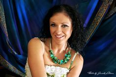 EVITA - Modelka: Marzena Łastowska Make up: Katarzyna Rostkowska Fot. Jacek Litwin